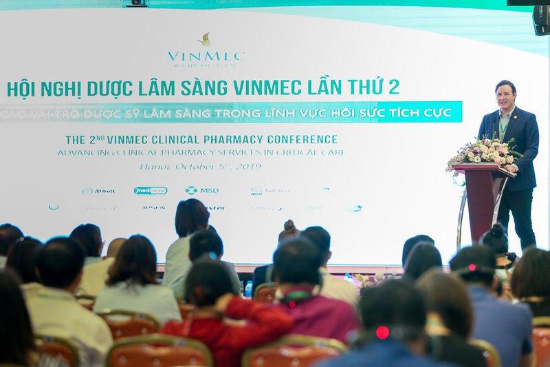Hội nghị Dược lâm sàng Vinmec lần II