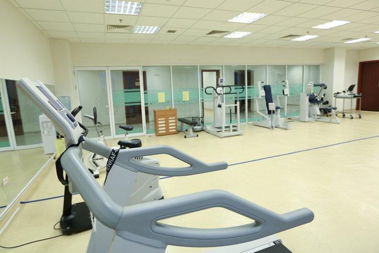 Phòng tập Phục hồi chức năng