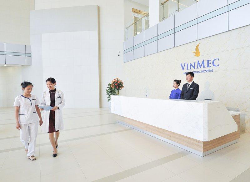 Khám chuyên khoa tại Bệnh viên Đa khoa Quốc tế Vinmec Hải Phòng