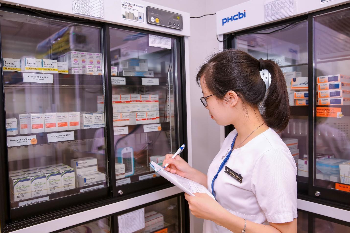 Một số loại thuốc được bảo quản trong điều kiện đặc biệt hơn - Kho bảo quản thuốc