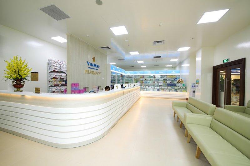 Nhà thuốc Bệnh viện ĐKQT Vinmec đã được công nhận đạt tiêu chuẩn GPP