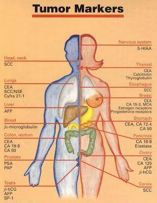 Giá trị các marker ung thư