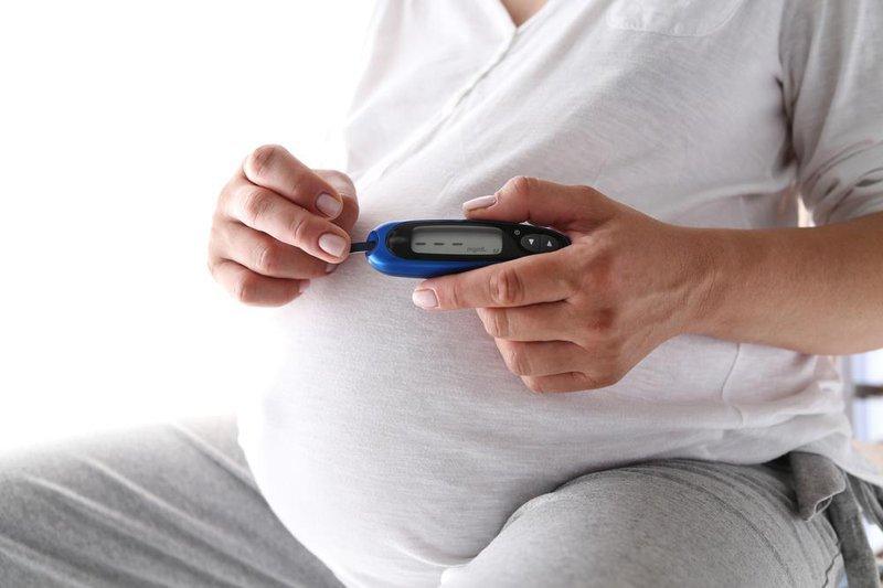 Tiểu đường thai kỳ và dư ối