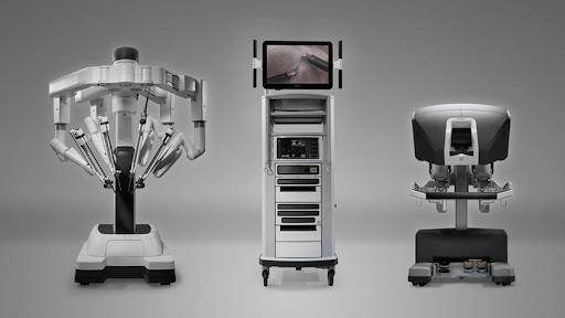 Hệ thống Robot phẫu thuật da Vinci Xi