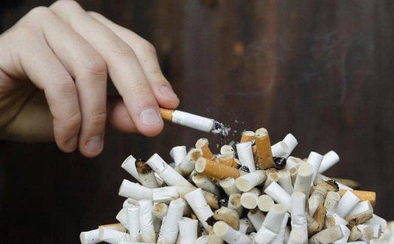 Nghiện thuốc lá
