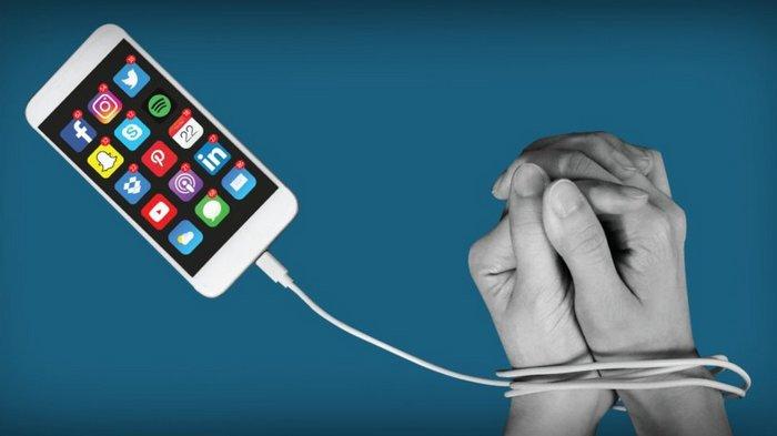 Đau cơ xương khớp do dùng Smartphone