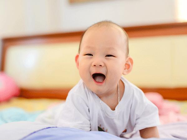 Trẻ 4 tháng