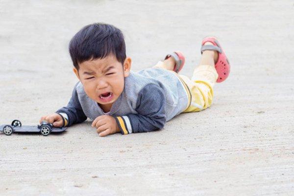 Trẻ bị ngã