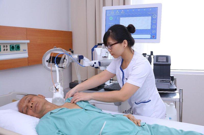 Điều trị ung thư di căn bằng nhiệt trị