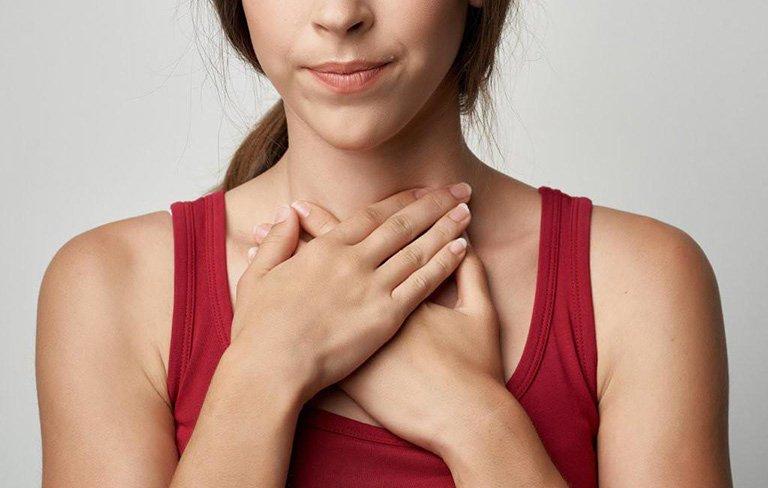 Cách xử trí giảm tình trạng khó thở