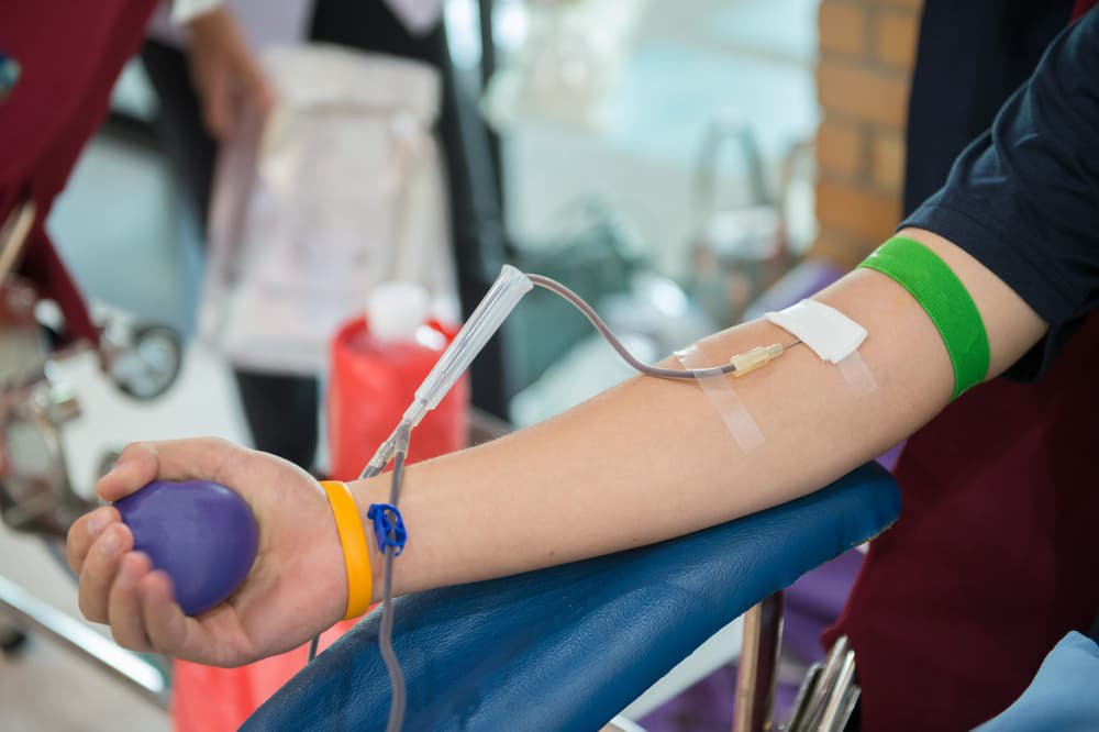 Hiến máu có ảnh hưởng gì tới sức khỏe không?