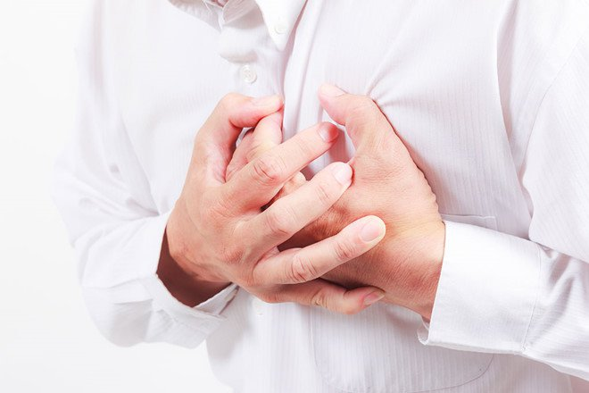 Nhận biết chứng đau ngực không do tim