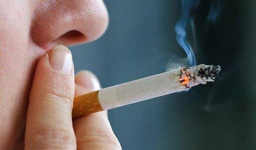 Hút thuốc