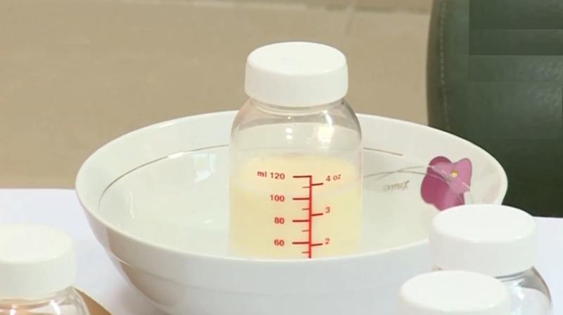 Hướng dẫn lưu trữ sữa mẹ khoa học