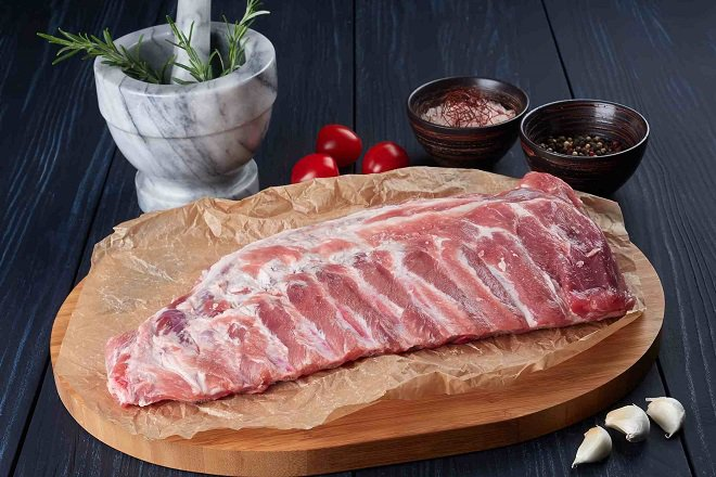 Chọn thịt lợn ngon