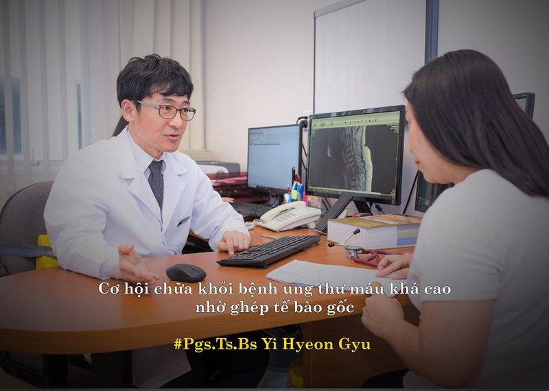 Ghép tế bào gốc chữa ung thư