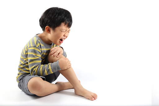 Làm thế nào khi trẻ bị đau tăng trưởng?