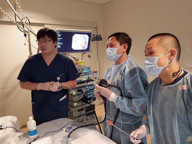 Chương trình đào tạo Chẩn đoán và điều trị ung thư dạ dày