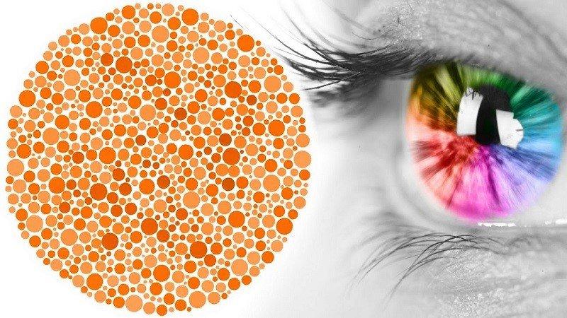 Nguyên nhân gây bệnh mù màu