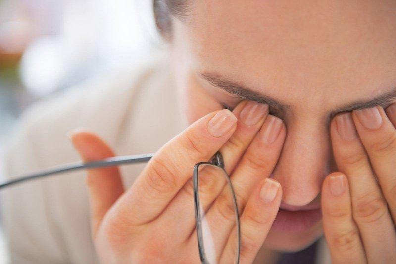 Suy giảm thị lực