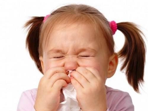 Phải làm gì khi con bạn bị cúm?