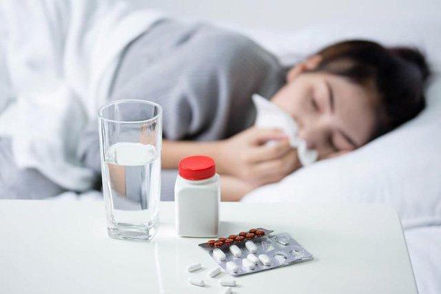 Điều trị cúm tại nhà