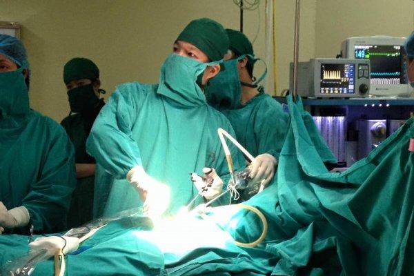 Phẫu thuật thoát vị thành bụng