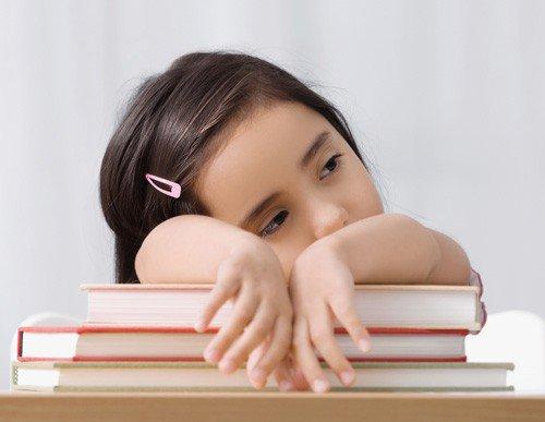 Tăng giảm chú ý ở trẻ