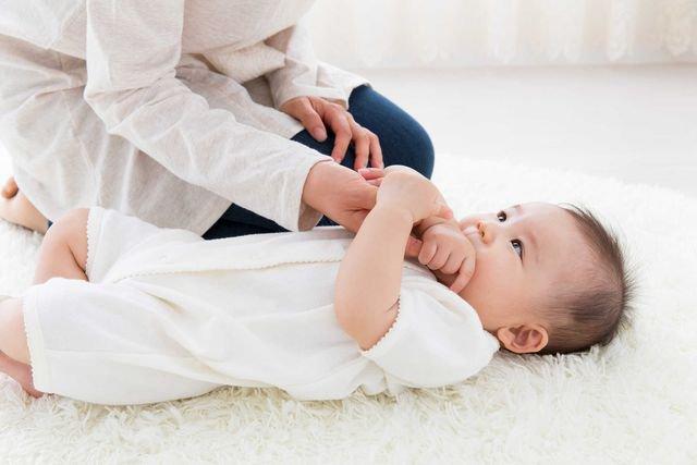 Trẻ sơ sinh bị viêm đường hô hấp