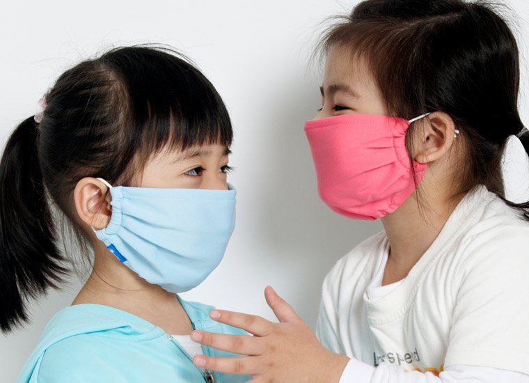Lao phổi trẻ nhỏ