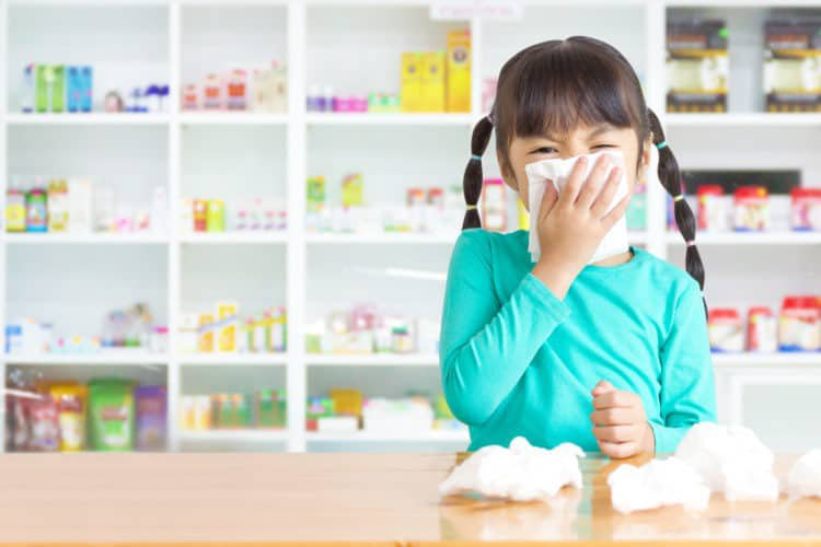 Nghi nghi mắc cúm H1N1