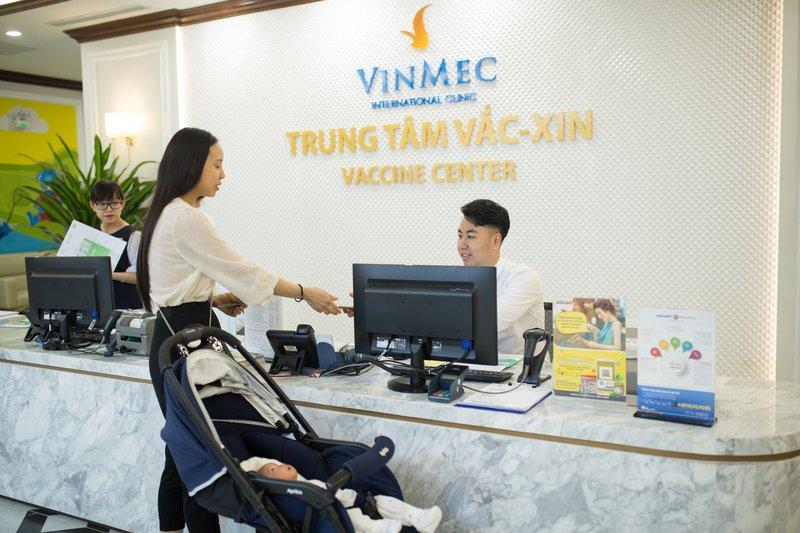 Tiêm vắc-xin