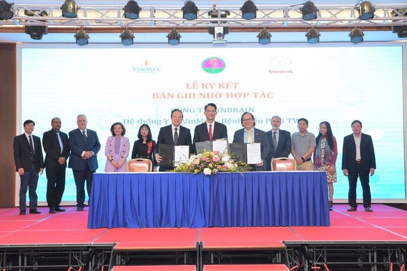 Trí tuệ nhân tạo đầu tiên ở Việt Nam trợ lý bác sĩ