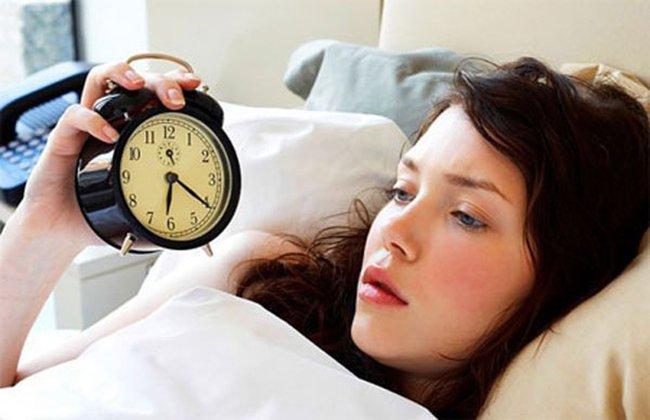 khi nào là mất ngủ