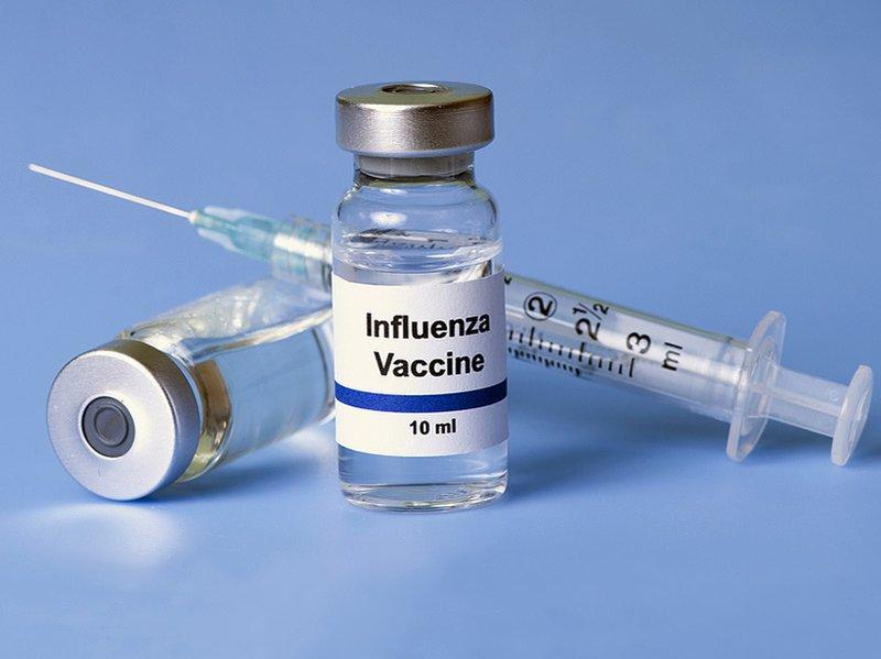 Tiêm nhắc lại cúm