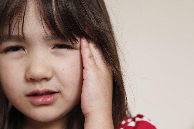 Áp lực nội sọ ở trẻ em