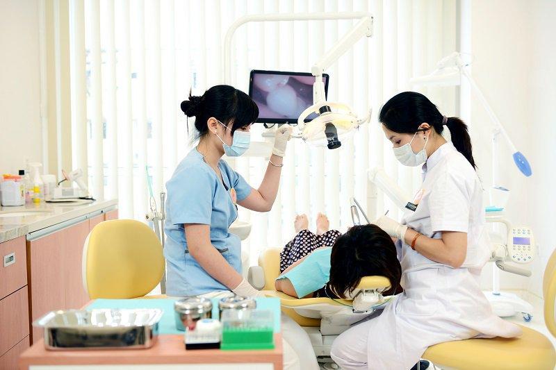 Khám răng, nha khoa