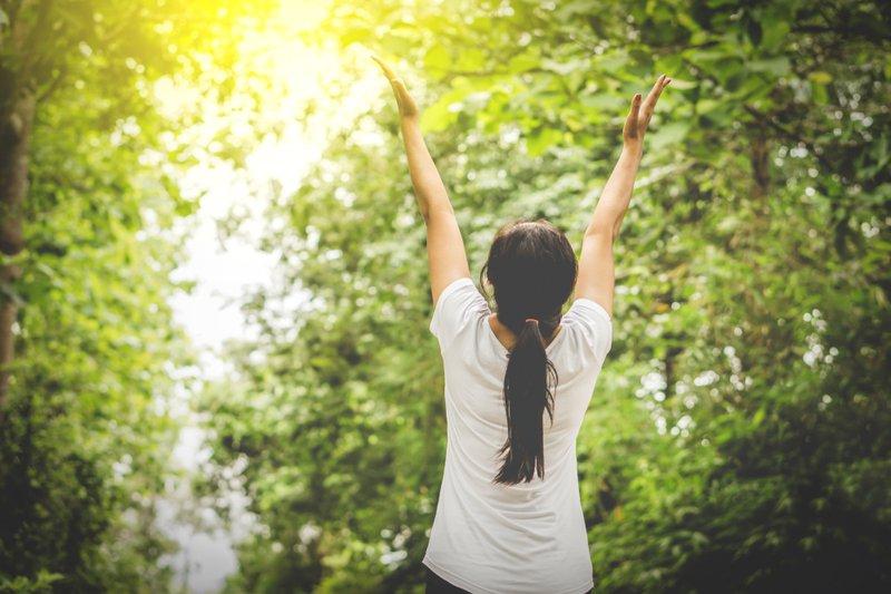 Hoà mình vào thiên nhiên giúp bạn có hệ miễn dịch tốt hơn