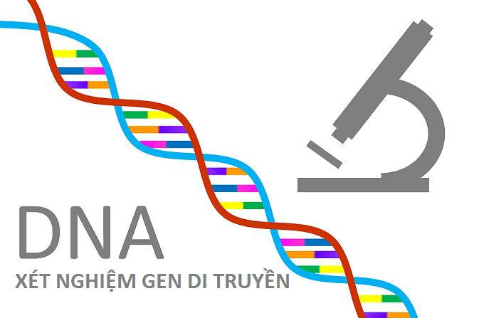 Xét nghiệm di truyền
