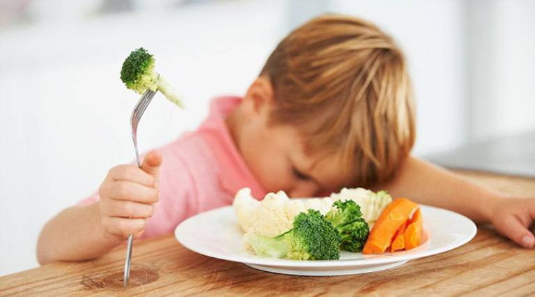 Trẻ em bị rối loạn tiêu hóa nên ăn gì?