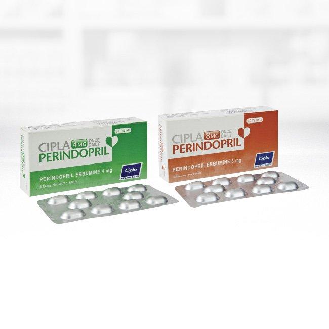Perindopril là thuốc gì