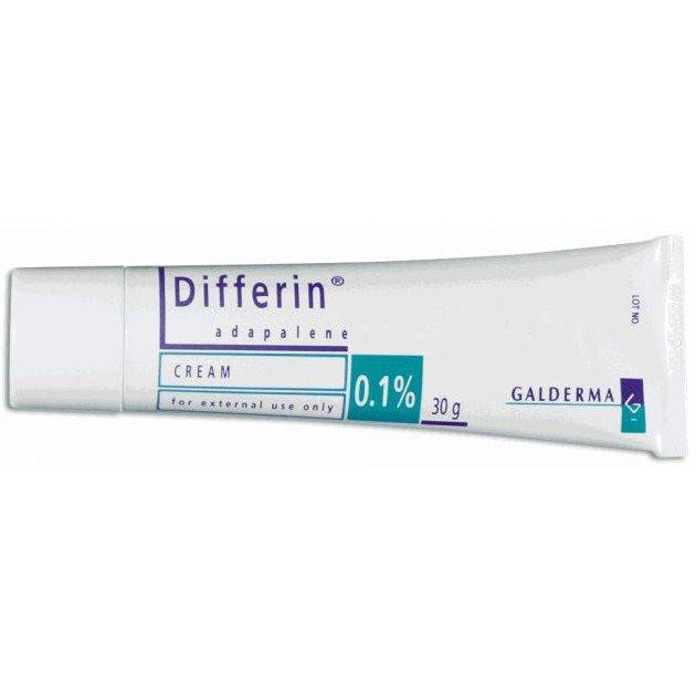 Tìm hiểu về thuốc điều trị mụn trứng cá Adapalene/ Differin