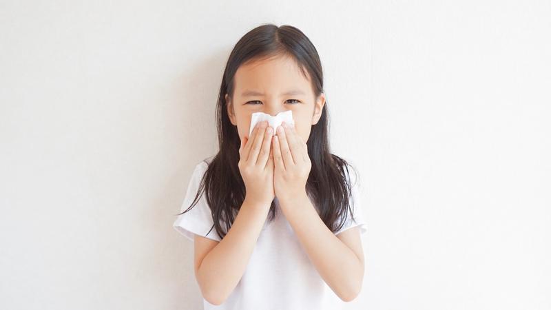 thuốc kháng histamin cho trẻ em