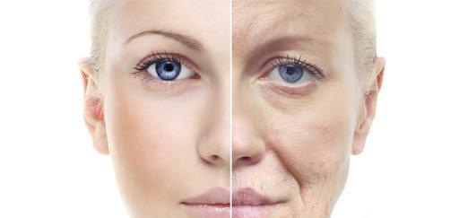 Nếp nhăn là các đường và nếp hình thành trên da
