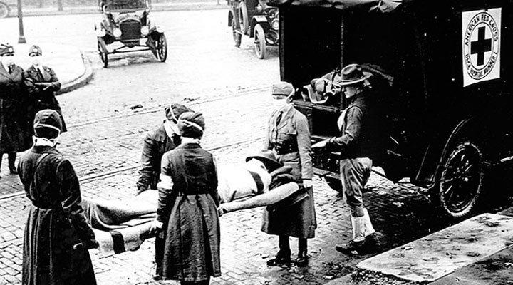 Đại dịch cúm năm 1918