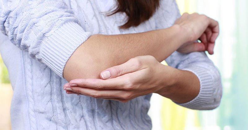 bệnh đau khớp khuỷu tay
