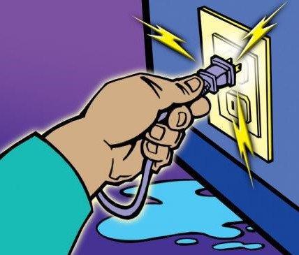 Bị bỏng điện xử lý thế nào?