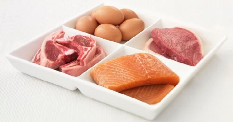 Chế độ ăn giàu protein