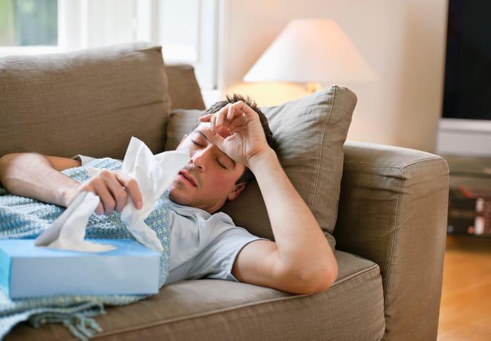 Độ ẩm không khí có thể ảnh hưởng đến sức khỏe