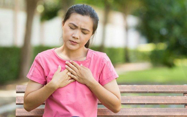 Ợ hơi ợ chua ợ cay trào ngược dạ dày